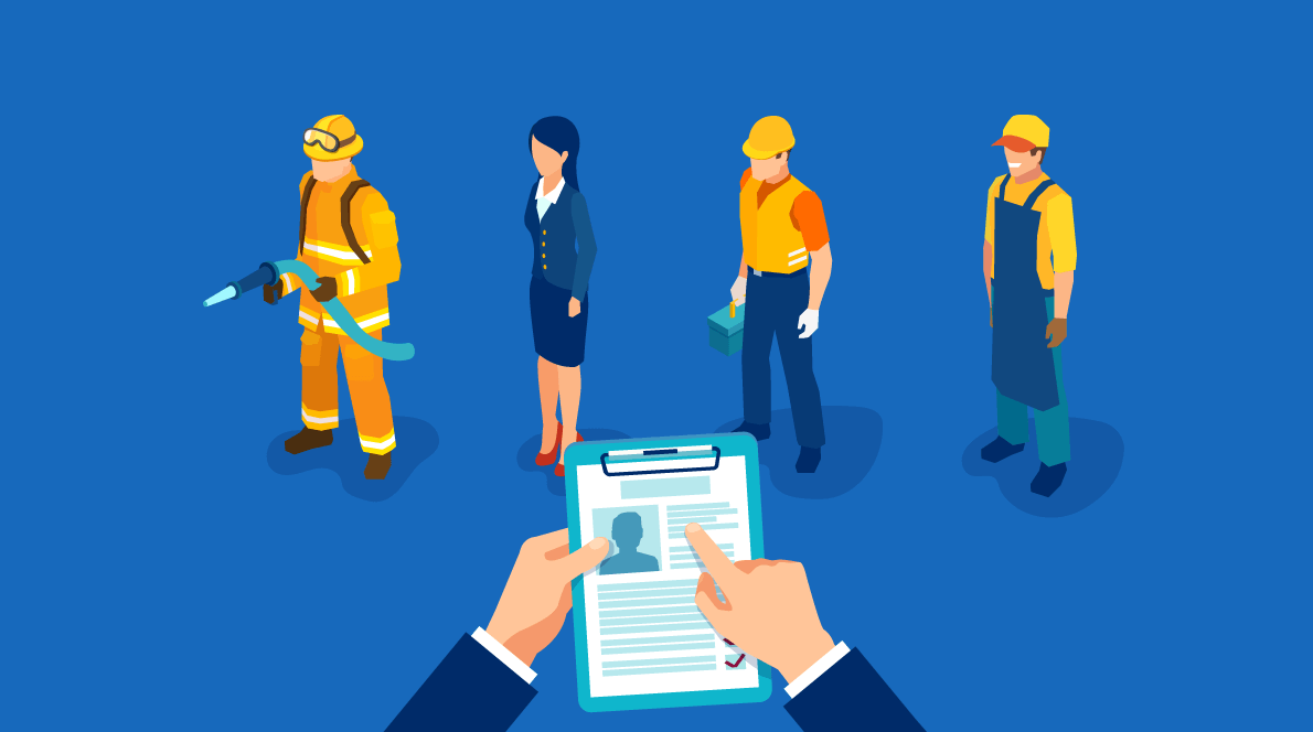 How to hire blue collar workers in india & what are  the challenges to hire them.